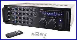 1000-Watt Bluetooth Stereo Mixer Karaoke Amplifier ID 3301202