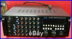 1000 Watt Karaoke DJ MIXER MIXING AMPLIFIER STEREO KOK Audio MXA-202