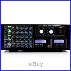 2000 Watt Karaoke DJ MIXER MIXING AMPLIFIER STEREO KOKAudio