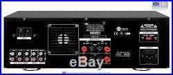 2017 Better Music Builder DX-211 G2 500W Pro KARAOKE Mixing Amplifier AMP