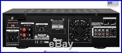 2017 Better Music Builder DX333 G2 700W Pro Karaoke Mixing Amplifier AMP