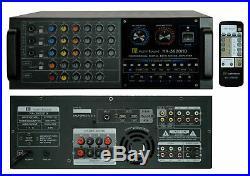 2019 Martin Roland MA3800HD 1800W Pro Karaoke Digital Mixing Amplifier AMP HDMI