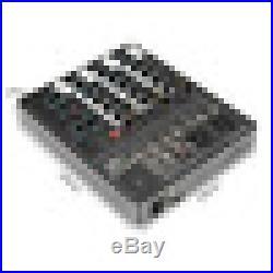 220V Microphone Sound Mixing Console 48V Phantom Power W USB Bluetooth 4 Channel