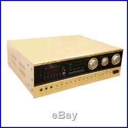 2500 W Karaoke Pro Audio DJ MIXER MIXING AMPLIFIER STEREO BKB Audio KA-2500 SALE