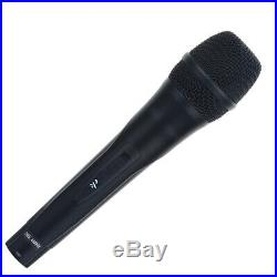 3XK2 Wireless Microphone Karaoke Player Home Karaoke Echo Mixer System Dig V3Z5