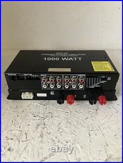 40991407 Primary Power Amplifier 4 Channel PREAMP 1000w