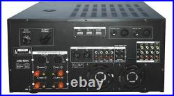 5000W Pro Karaoke Mixer Amplifier Recording with Built in MP3, USB & HDMI