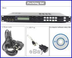 ACEUME Digital Mixer Reverberator Microphone KTV Karaoke Audio Processor