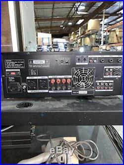 AKJ7405- Karaoke Mixing Amp with Digital ech and key control