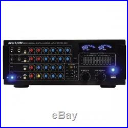 AMPro PMA-320 III 800 Watts Karaoke Mixing Amplifier