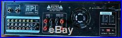 API A-501 Stereo Digital Echo Karaoke AV Amplifier