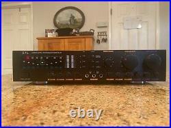 APi M-401 Stereo Digital Karaoke MIXER Works fine
