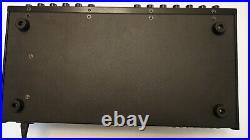 APi M-601 Stereo Digital Karaoke A/V Mixer, echo level, x-bass