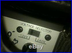 AUDIO 2000 AKM7015 DIGITAL KEY & ECHO KARAOKE MIXER With AUDIO AKJ7806 SPEAKER
