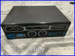 Acesonic AM-898 600 watt Karaoke Mixing Amplifier Speaker stereo sound system