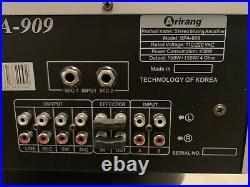Arirang Amplifier Karaoke Pro Mixer