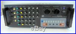 As Is Martin Roland Digital Mixing Amplifier MA3000K Professional Karaoke 600W