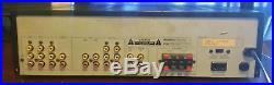 Audio 2000 AKM705 Professional Karaoke Amplifier