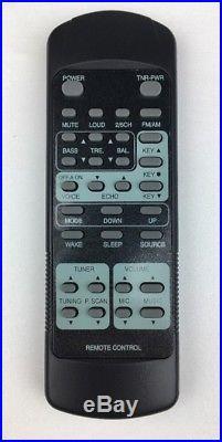 Audio-2000'S AKJ-7047 Digital Key Echo Karaoke Mixer, Brand New