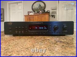 Audio 2000's AKJ-7045 Digital Key Echo Karaoke Mixer Amplifier