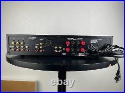 Audio 2000's AKJ-7046 Digital Key Echo Karaoke Mixer Amplifier