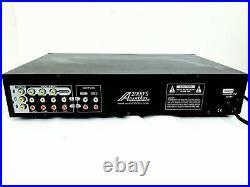 Audio 2000's AKJ 7140 Karaoke Mixer Tested & Working