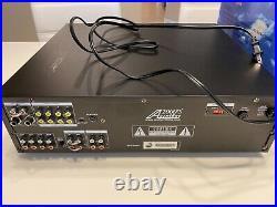 Audio 2000's AKJ 7404 karaoke mixer