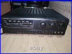 Audio 2000's AKJ7100 Karaoke Mixer Tested & Working