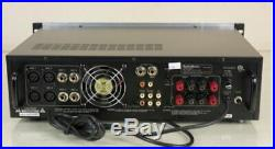 Audio Amplifier 2 Channel 250 Watt (110 volts) Radio Shack MPA 250-A