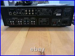 Audio2000'S AIKJ7402 Digital Echo Sound Processor Karaoke Mixer Bundle mics