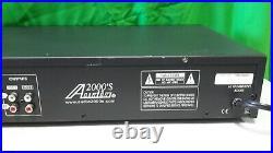Audio2000'S AKJ7041 -Professiona Karaoke Mixer With Digital Key Control And Echo
