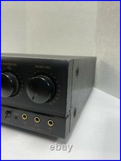 Audio2000'S AKJ7100 Key & Digital Echo Karaoke AV Mixer Tested