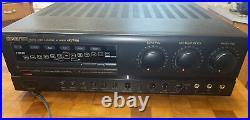 Audio2000'S AKJ7100 Key & Digital Echo Karaoke Mixer