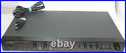 Audio2000's Model AKM-7016 Digital Key & Echo Karaoke Mixer USED