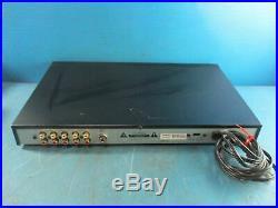 Audio2000's Model AKM7015- Digital Key & Echo Karaoke Mixer USED