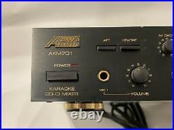 Audio2000's Model AKM701P Echo Karaoke Mixer USED Audio 2000's