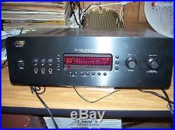 Audio2000s AKJ7075 600W Karaoke Vocal Mixer Amplifier Audio 2000s