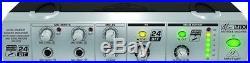 BEHRINGER MINIMIX Karaoke Multi Effects Processor MIX800 high definition F/S