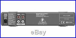 BEHRINGER Mini Mix MIX800 Karaoke Machine Preamp 24 Bit 40kHz NEW