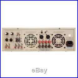 BKB Audio RMX-100 600W Karaoke Mixing Amplifier (Brand New)
