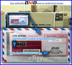 BMB CSN500+DAH100 Home Karaoke System with Bluetooth