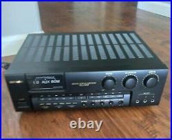 BMB DA-J7MK2 Karaoke Digital Echo AV Amplifier with Key Controller Tested