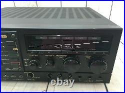 BMB DA-X1 Karaoke Amplifier Vintage TESTED