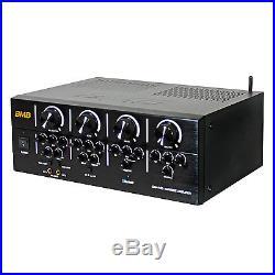 BMB DAH-100 Karaoke Mixing Amplifier with Bluetooth