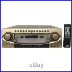 BMB DAR-800II Mixing Amplifier+CSV-900 1200W speakers 2Shure GLXD24/Beta58