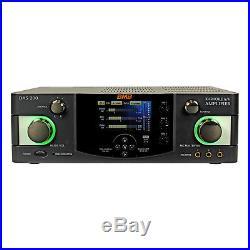 BMB DAS-200 300W 2 Channel Karaoke Mixing Amplifier