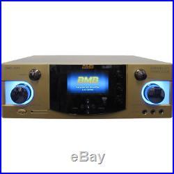 BMB DAS-300 600W 4-Channel Karaoke Mixing Amplifier