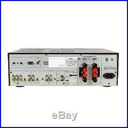 BMB DAS-400 600W 4-Channel Karaoke Mixing Amplifier