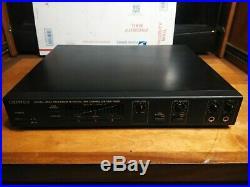 BMB DEP 1500K Digital Processor Key Karaoke Mixing Control Amplifier