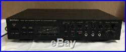 BMB DEP-3000K Digital Processor Key Pr Karaoke Mixer Control Amp Made In Japan